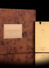 First 24 carat Gold Sony Xperia Z