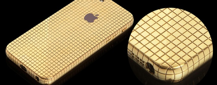 Goldgenie's Gold iPhone 5