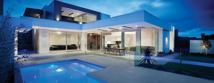 Sleek Residence Hawthorn, Australia – Designed for a Family with a Three Teenage Boys