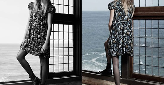 Saint Laurent's 90's inspired Babydoll Dress for a Whopping $68,000