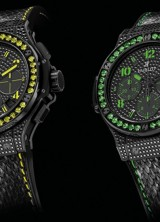 New Hublot Big Bang Fluo Watches With Neon Colors