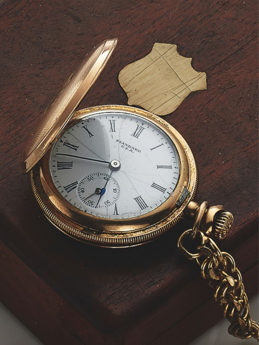 James Dean's Lucky Pocket Watch Up For Auction
