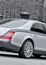A.Kahn Design Maybach 57 6.0 S For 60 Anniversary Of The Queen's Coronation