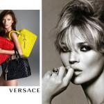 Versace's Punk-inspired Vunk Collection Beautified by Kate Moss