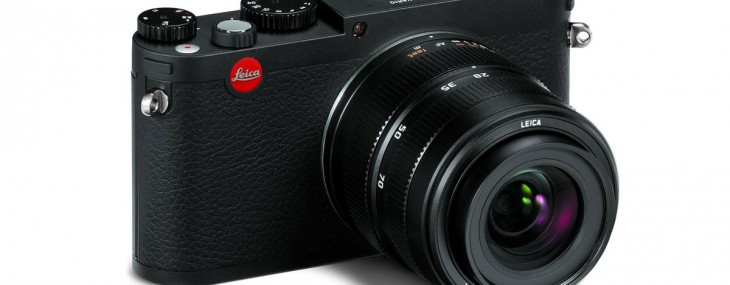 The New Leica X Vario
