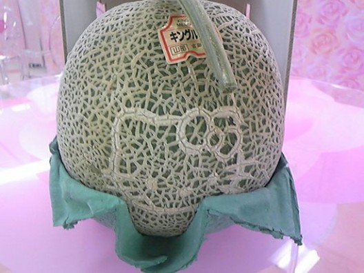 Limited Edition Hello Kitty Melons