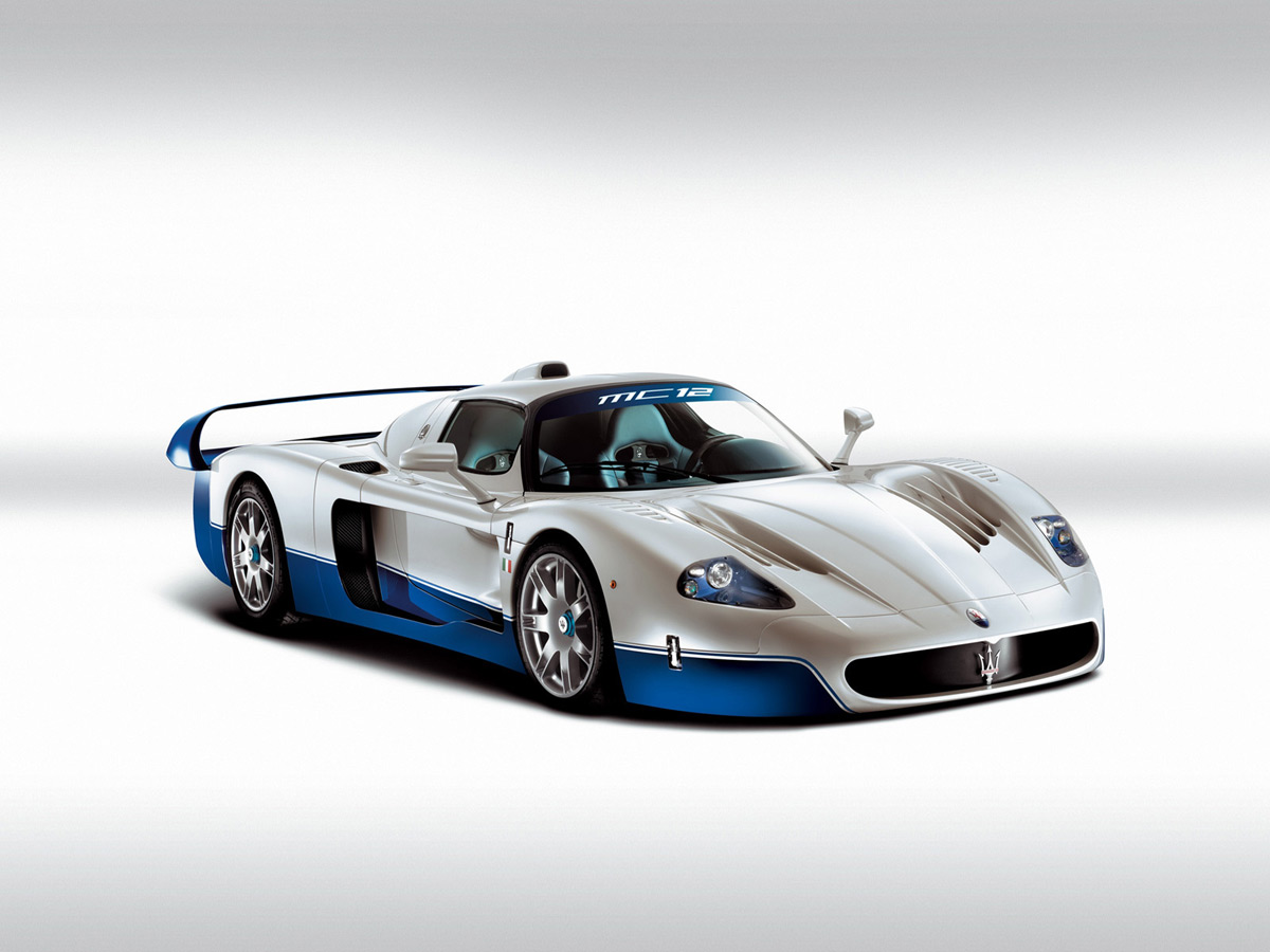 maserati mc12 for 1 6milion extravaganzi. Black Bedroom Furniture Sets. Home Design Ideas