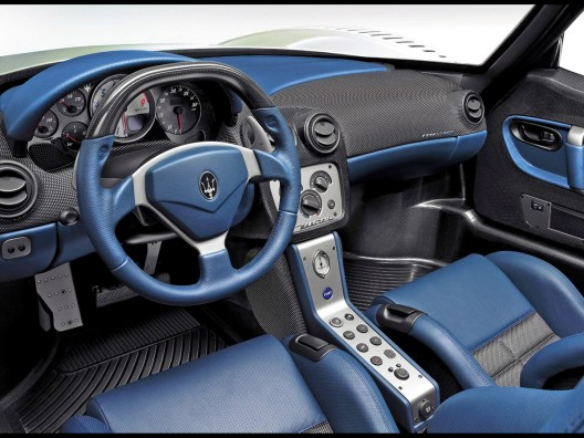 Maserati undoubtedly produces extremely attractive cars, but most customers will choose a Ferrari or Lamborghini
