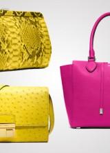 Michael Kors' Neon Bags Collection – Hit of the Season