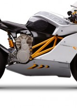 Electric Mission RS Motorcycle