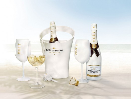 The house of Moet & Chandon had unveiled the Moet Ice Imperial, a refreshing new champagne experience, that has been described as the world's first-ever champagne created specifically to be served on ice