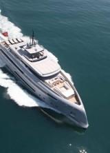 Superyacht M Launched by Bilgin Yacht
