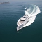 Superyacht M Launched by Bilgin Yacht