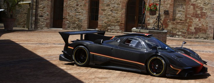 The Ultimate Pagani Zonda Revolucion