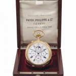 Patek Philippe Pink Gold Pocket Watch At Christie's