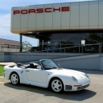 A unique Porsche 959 Cabrio For Sale