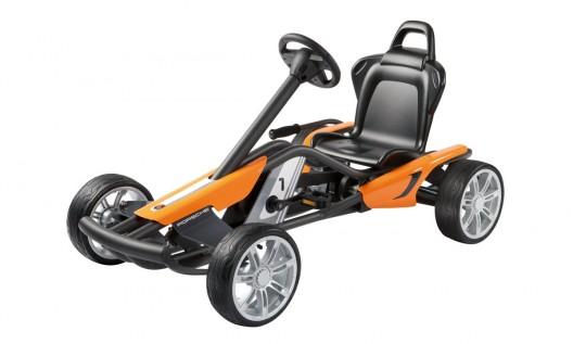 Porsche Go-Kart Pedal Car