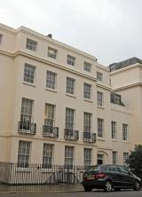 Marcus Cooper's plans for Regent's Park houses in London