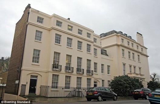 Regent's Park houses