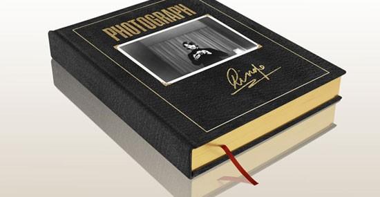 Ringo Starr's Photograph Interactive Digital Book