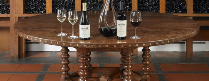 Robert Mondavi Winery Limited Edition Centenary Table