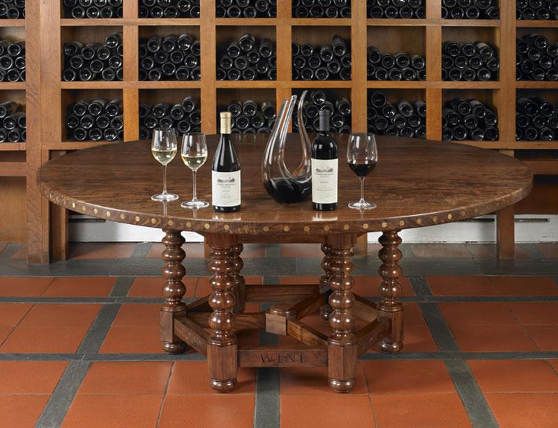 Robert Mondavi Winery Limited Edition Centenary Table