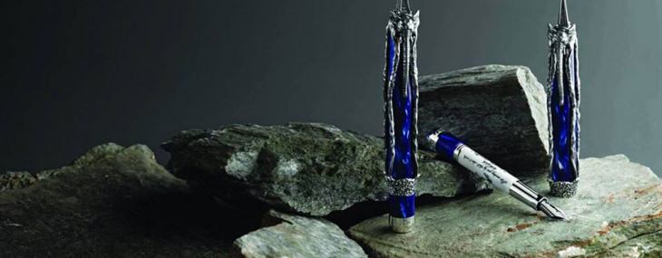 Salvador Dalí Limited Edition Writing Instrument by Montegrappa