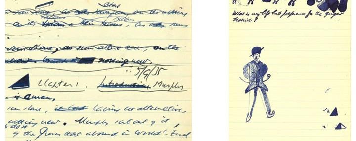 """Samuel Beckett's First Novel """"Murphy"""" at Shoteby's Sale"""