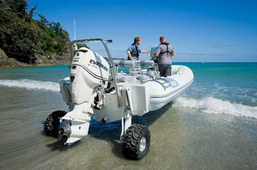 Sealegs Amphibious Marine Craft