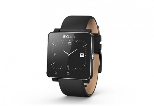 Smart Accessories: Sony's Android-Powered SmartWatch 2