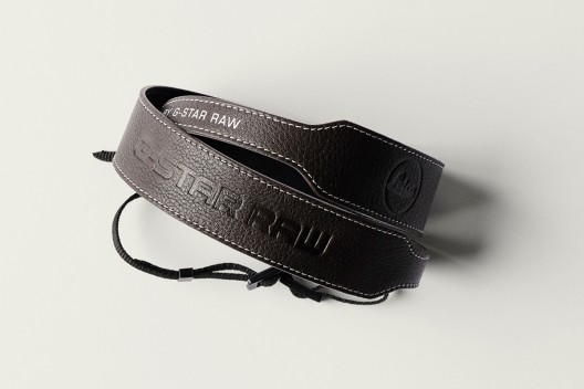 new Leica D-Lux 6 made in collaboration with Dutch-based clothing label G-Star Raw