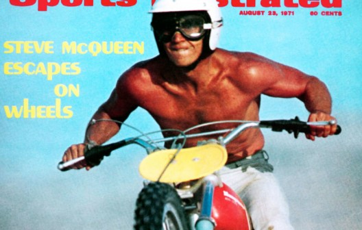 Steve McQueen's and Dennis Hopper's motorcycles to be auctioned
