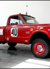 Steve McQueen's 1969 Chevrolet Baja Hickey Race Truck