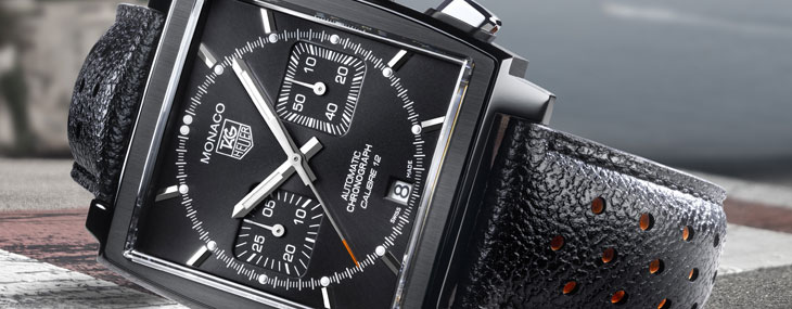 TAG Heuer Monaco ACM Black Edition