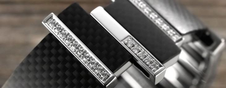 The Fine Carbon Fiber Jewelry Collection from Ringl