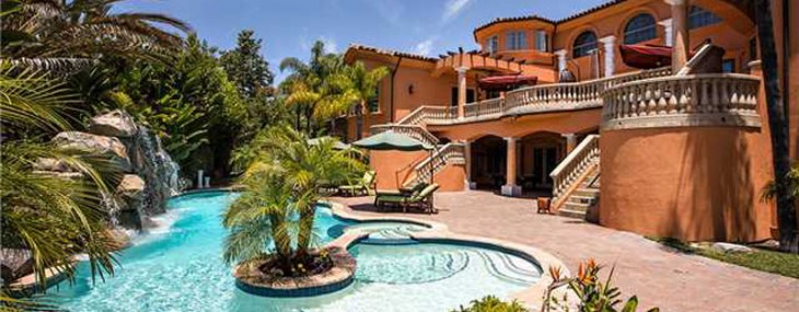 The Grand Chateau in Rancho Santa Fe