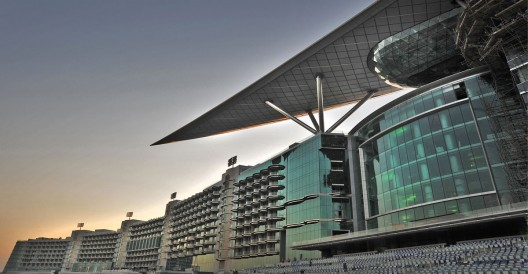 The Meydan Hotel in Dubai