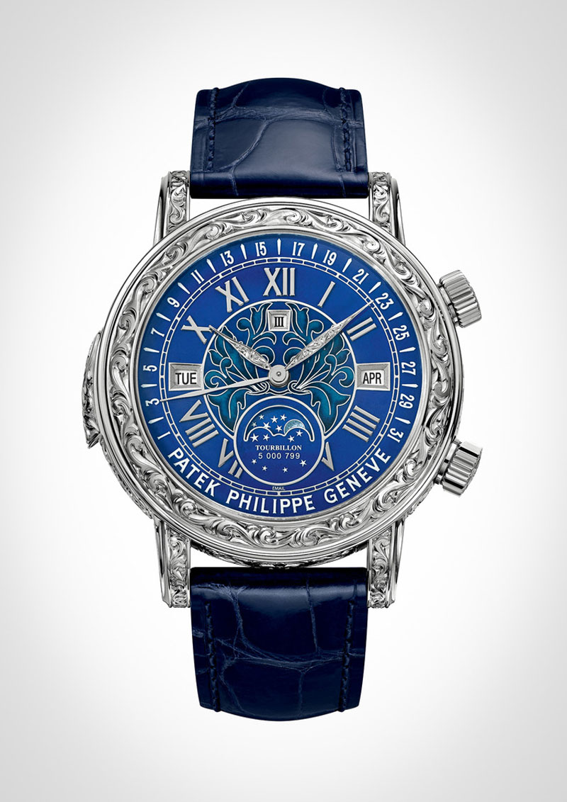 жидкости patek philippe grand complications sky moon tourbillon price том, что