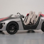 Toyota Unveiled Camatte 57s, Folding Car