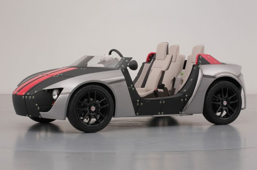 Toyota Camatte 57s is a Full-Sized Toy Car for Kids