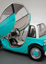 Toyota Camatte 57s Concept Electric Car