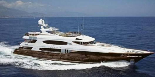 Just Cause (ex Glaze) - Trinity Superyacht for Sale