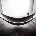Splinter Works' Vessel Hammock Bathtub