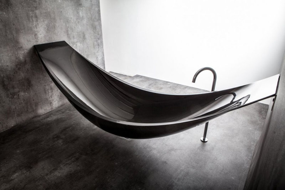 splinter works 39 vessel hammock bathtub extravaganzi