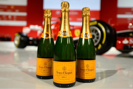 Veuve Clicquot and Ferrari Announce Exciting Partnership