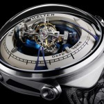 Vianney Halter's Deep Space Tourbillon