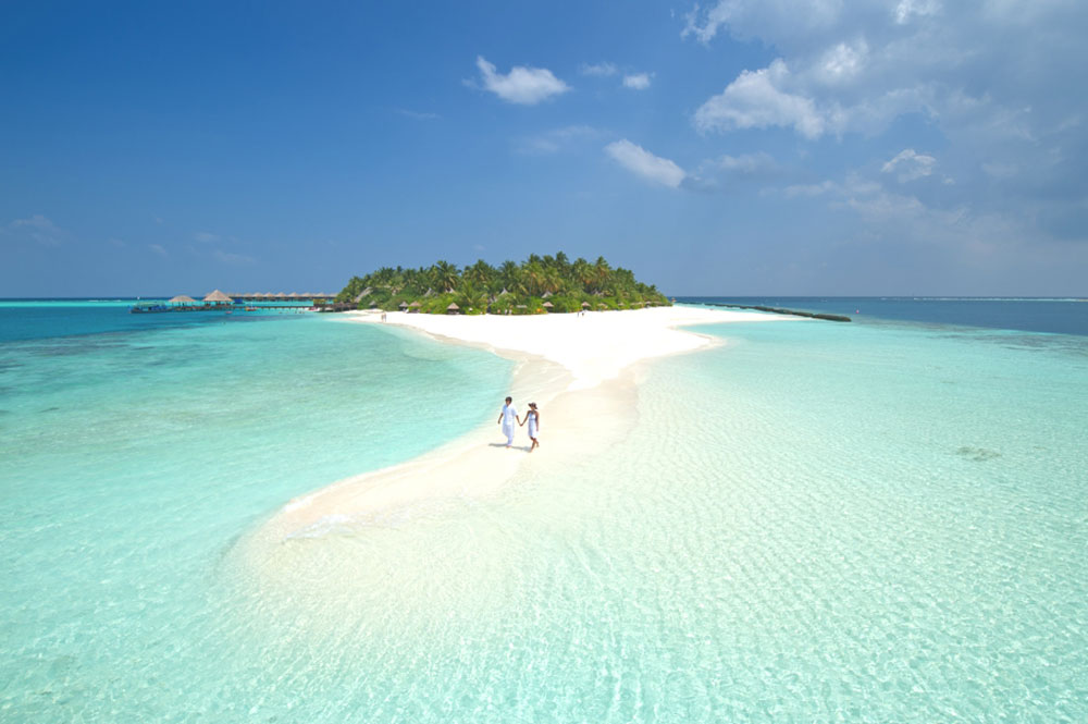 Vilu Reef Beach And Spa Resort In The Maldives Extravaganzi