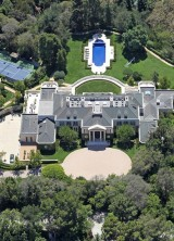 Walt Disney's Former Mansion - Carolwood Estate