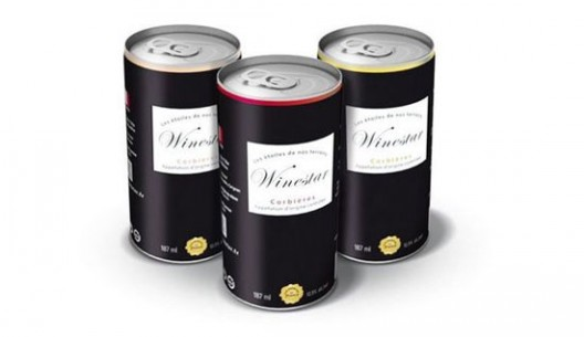 Winestar Wine in a Can