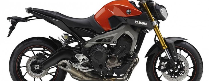 New Yamaha MT-09